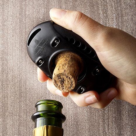Carbon Fiber Champagne Opener
