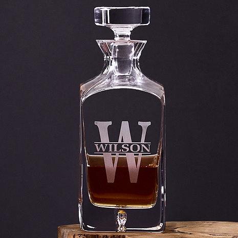 Personalized Lexington Whiskey Decanter