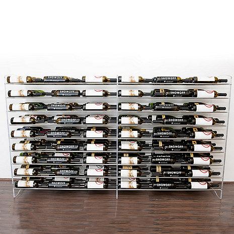 VintageView Evolution Series 4 Foot Wine Rack Extension (81 Bottle)