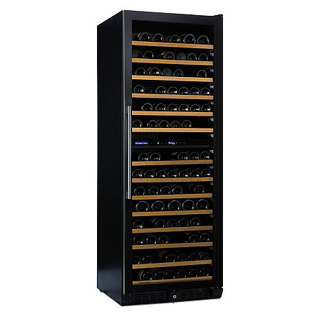 N'FINITY PRO LX Dual Zone Wine Cellar Right Hinge Full Glass Door (Outlet A)