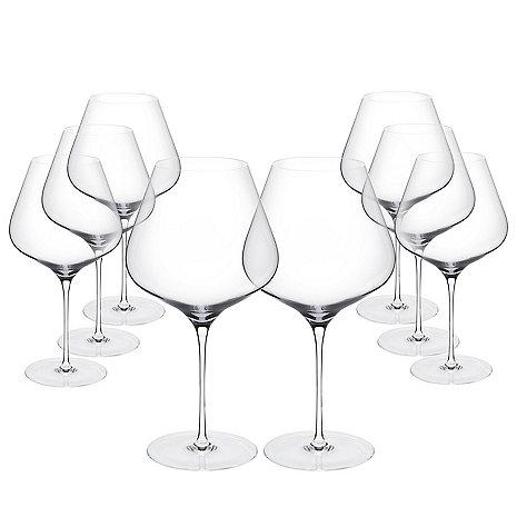 ZENOLOGY Pinot Noir Wine Glasses (Buy 6 Get 8)