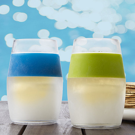 Freeze Wine Tumblers (Set of 2)