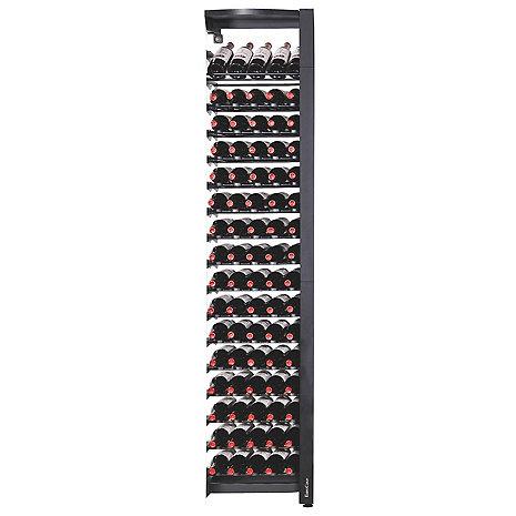EuroCave Modulosteel 1 Column 85 Bottle Add On Wine Rack