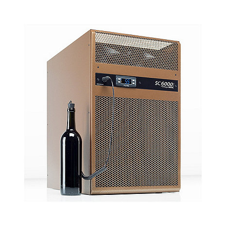 WhisperKOOL SC 6000i Cellar Size = 1500 Cubic Feet (Outlet A)