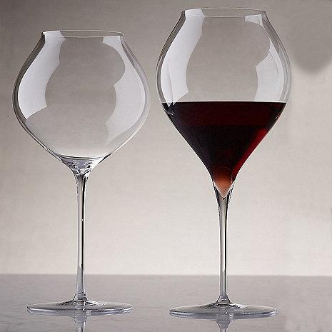 Zafferano Ultralight Universal & Red Wine Glass Collection (Set of 4)