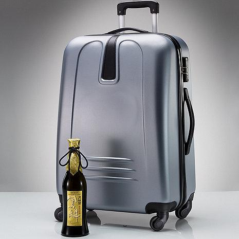Vino-Voyage TSA-Approved Wine Suitcase