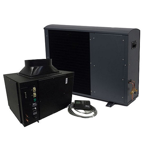 Wine Guardian DS025 1/4 Ton Wine Cellar Split Cooling System