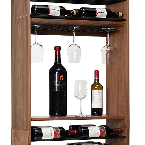 Parallel Wine Racking Kit Niche Stem Rack