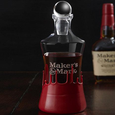 Maker's Mark Hand-Dipped Decanter