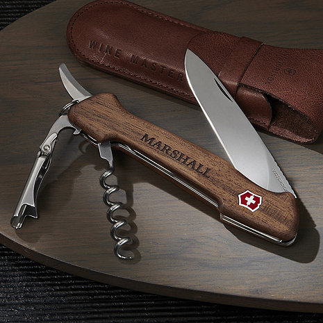 Personalized Swiss Army Wine Master Tool