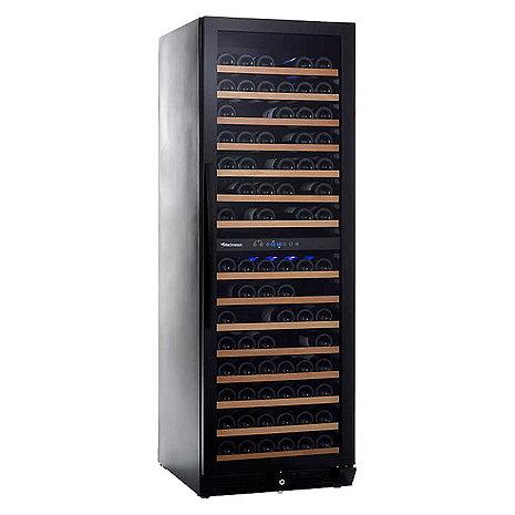 Wine Enthusiast Classic LTD 160 Dual Zone Wine Cellar