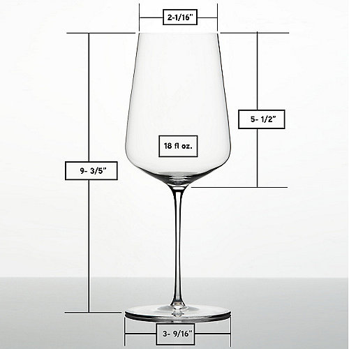 Personalization Guide. Zalto Denk Art Universal Glass   Wine Enthusiast