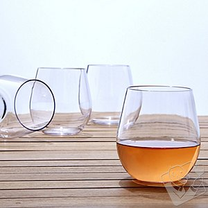 Indoor/Outdoor Wine Tumblers (Set of 4)