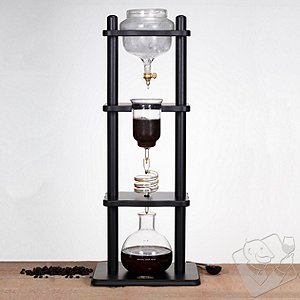 Cold Cup Coffee Brewing Tower