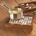 Wine Cork Trivet Kit (Black)