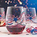 Star Spangled U Tumblers (Set of 2)