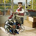 Vintner Wine Rack Bike