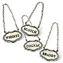 Decanter Tags (Set of 4)