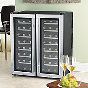 Dual Zone Wine Coolers & Wine Refrigerators