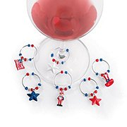 Wine Glass Charms & Wine Glass Markers
