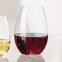 Riedel 'O' Syrah Stemless Wine Glasses