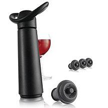 Vacu Vin Concerto Wine Saver System (1 Pump & 4 Stoppers)