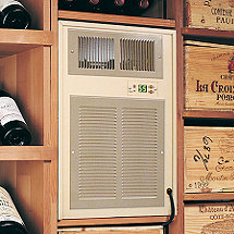 Breezaire WKL-1060 Wine Cellar Cooling Unit (Max Rm Size= 140 cu ft)