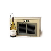 Breezaire WKCE-2200 Compact Wine Cellar Cooling Unit with Digital Temperatue Display(Max Room Size = 150 cu ft)