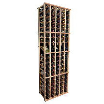 Designer Wine Rack Kit - 5 Column Individual w/ Display