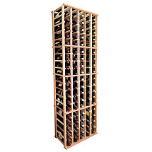 Designer Wine Rack Kit - 5 Column Individual