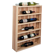 Designer Wine Rack Kit - 10 Bottle Vertical