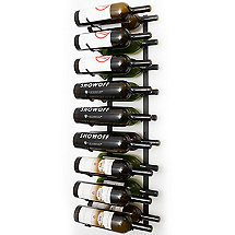 VintageView 18 Bottle Magnum Wine Rack