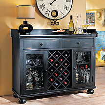 Howard Miller Cabernet Hills Wine Console