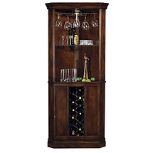 Howard Miller Piedmont Corner Wine Cabinet