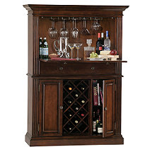 Howard Miller Seneca Falls Wine Cabinet