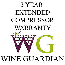 Wine Guardian 3 Year Extended Compressor Warranty