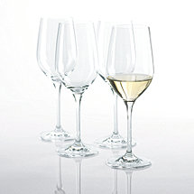 Fusion Classic Riesling / Sauvignon Blanc Wine Glasses (Set of 4)