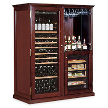 EuroCave Performance 283 Elite Wine Cellar & Humidor