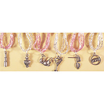 Ladies Night Wine Glass Charms (Set of 6)