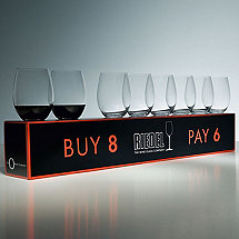 Riedel 'O' Buy 8 Pay 6 Cabernet /