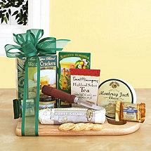 Cheeseboard Complete Gift Basket