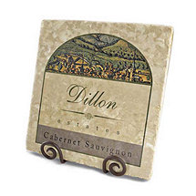 Personalized Italian Marble Plaque