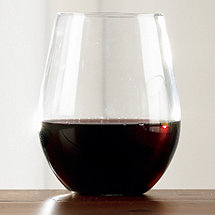 Wine Enthusiast Tumblers Party Pack Cabernet/Merlot (Set of 12)