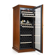 EuroCave Performance 283 Elite Wine Cellar (Elm - Glass Door)