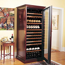 EuroCave Performance 283 Elite Wine Cellar (Mahogany - Glass Door)