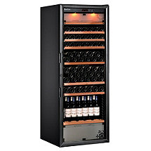 EuroCave Performance 283 Triple Zone Wine Cellar (Black - Glass Door)