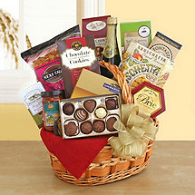 Winners Circle Gift Basket