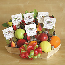 California Healthy Gift Basket