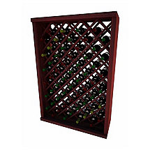 Napa Vintner Stackable Wine Rack - Individual Diamond Bin