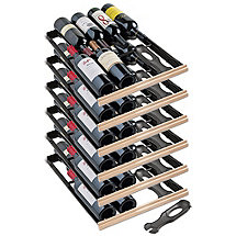 Eurocave Main du Sommelier Rolling Shelf (Performance Built-In & Compact Series) (Set of 6) (Beech)